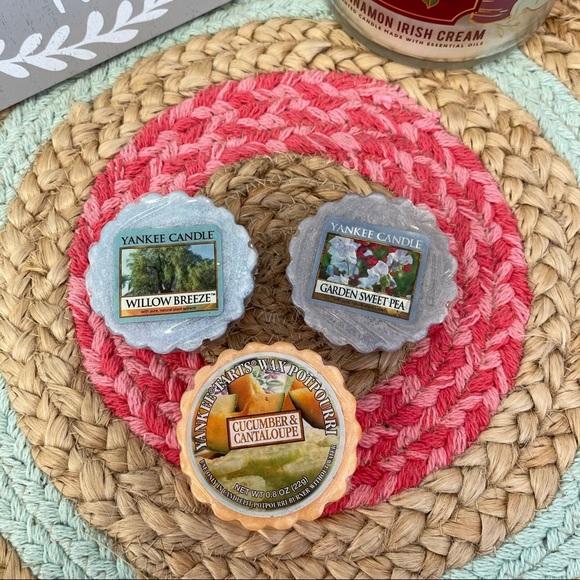 Yankee Candle Spring Tarts Wax Melts